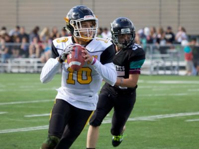 CFC100 Jade Boucetta heads into next season with high expectations