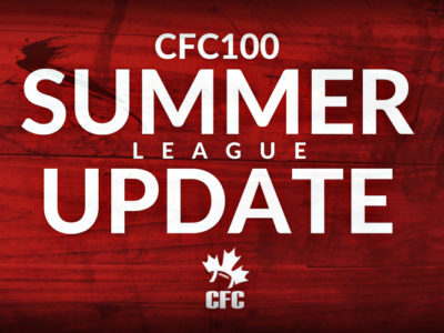 CFC100 Summer League Update: Smith twins carry Hamilton to victory
