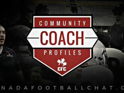 "COACHES SPOTLIGHT (WEIR): ""Football is the greatest team sport on earth…for most players, the team is their extended family"""