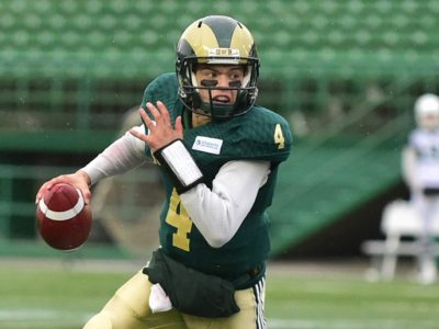 Canadian quarterbacks continue to push the barrier