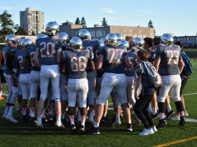 Game of the week PREVIEW (BC): CFC50 New Westminster Hyacks take on Mission Roadrunners for Homecoming