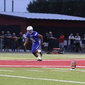Jean Olivier Pitte 'leaving it all on the field' for senior year