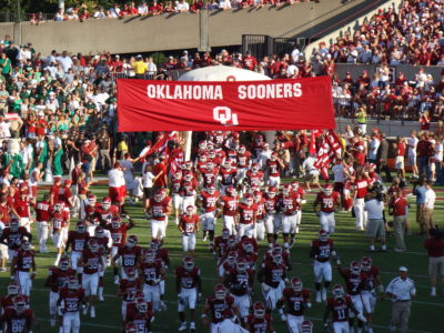 Neville Gallimore Suits Up to Dominate in Third Year with Oklahoma