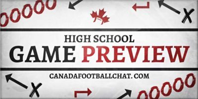 High school game PREVIEW (NB): Royals vs Black Kats, a likely preview to next weeks quarter final