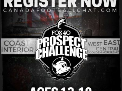 Fox 40 Prospect Challenge (FPC) tryout announcement: Nanaimo, Victoria this weekend
