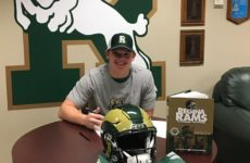 Commit turns dream to reality with signing to Regina Rams