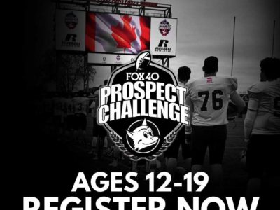 Fox 40 Prospect Challenge (FPC) tryout announcement: OTTAWA this weekend