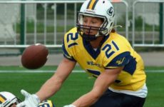CJFL: Prairie Conference Major Award Winners & Rookies