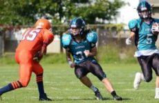 Josh Oliver (5), Auburn Eagles
