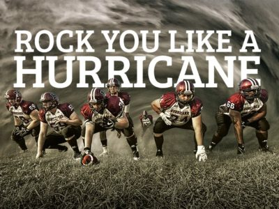 Hurricanes look to advance to AFL championship game