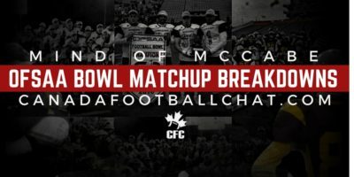 Mind of McCabe: OFSAA Bowl Festival Day 3 Matchup Breakdown