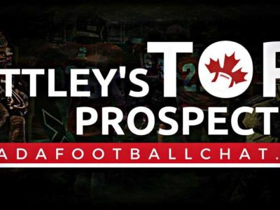 UTTLEY'S Top Prospects (9): CFC100 newcomers make final cut
