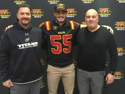 Guelph Gryphons coaches are 'genuine people,' says commit