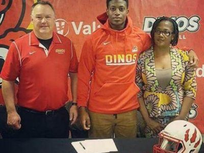 Calgary Dinos made good impression on commit