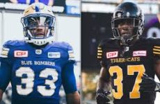 2017 CFL Division all-stars announced
