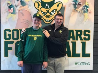 Golden Bears commit says 'coaching staff is unbelievable'