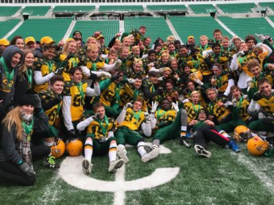 CFC50 GOTW (West/Atlantic) RECAP (9): SK, MB, NB Champions named, rest of country working towards hoisting the provincial trophy