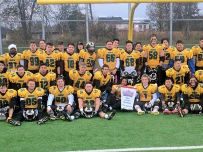 High school roundup PLAYOFFS (ON – SIMCOE) [9]: Stingers, CFC50 Knights and CFC50 Tritons win league championships
