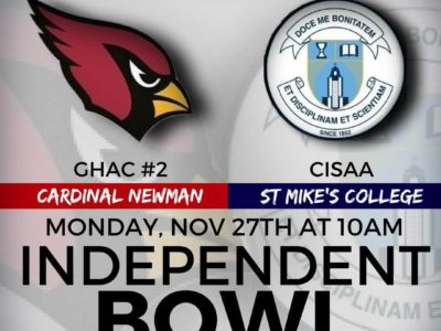 OFSAA Festival 2017 game PREVIEW: Cardinal Newman and St. Michael's College meet in a clash of two worlds in the Independent Bowl