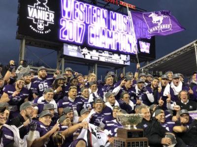 Western wins first Vanier in 23 years