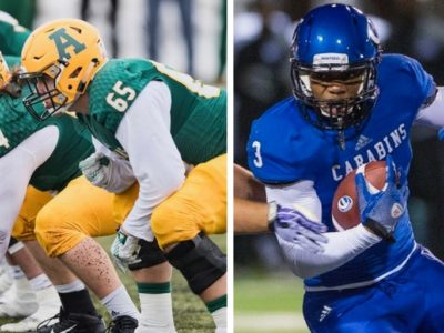 Two USports players headed to East-West Shrine Game down south