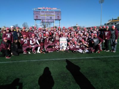 OFSAA game VIDEO (Northern Bowl): CFC50 West Ferris vs. Sir Winston Churchill