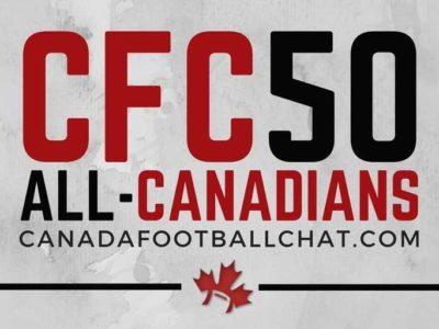 2017 CFC50 All-Canadians, 1st team [ROSTER]