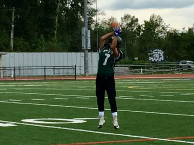 CFC Profiles: TE/LB Succurro is focused on the task in hand