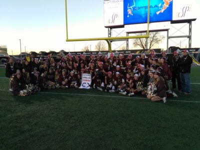 OFSAA Festival 2017 game RECAP (Simcoe Bowl): Huron Heights claim their fourth bowl in six years with a knockout performance against St. Matthew