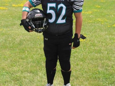 FPC Profile: Laforet's size, strength and will to succeed is his on field advantage