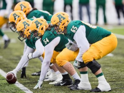 CÉGEP10 (coll. div. 1) RANKINGS (8): Coming off the bye, only one team makes a move after a pretty standard week of football