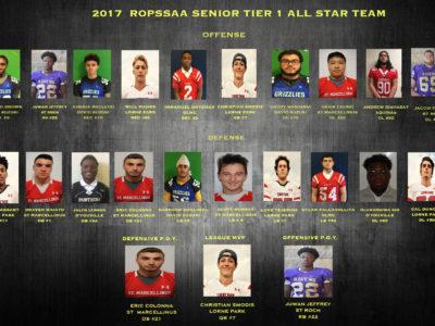 2017 ROPSSAA All-Stars