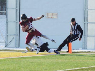 REC Travis Heggart looking to break onto U-Sports radar