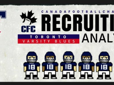 U Sports Recruiting Analysis 2018 (OUA): Varsity Blues begin new regime in the trenches