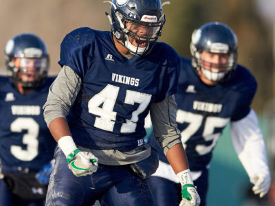 Regina Rams commit using football for so much more