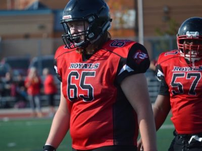 FPC Profile: CFC100 Ethan Pyle is 'engaged all the time'