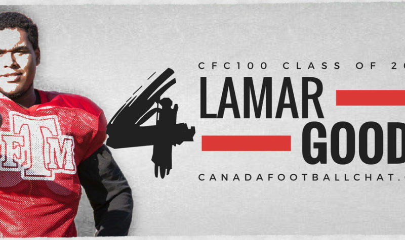 5 NCAA Div 1 offers for CFC100 Lamar Goods