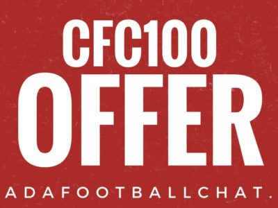 NCAA offer for another CFC100