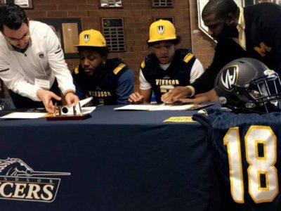 No fooling here, Lancers add 2