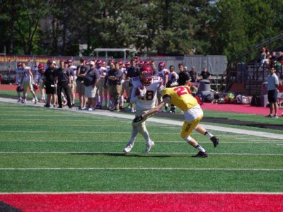 """FPC Profile: Kyle Wilson's goal every play is """"to get open"""""""