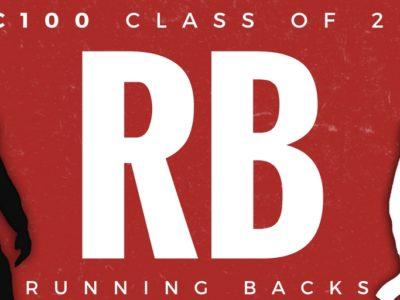 CFC100 RBs 2019: The team's best athletes