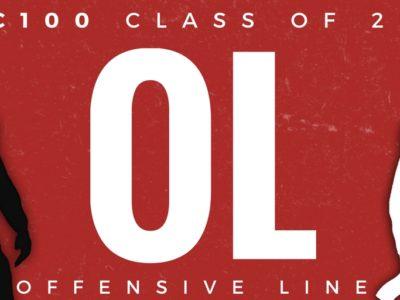 CFC100 OL 2019: Big boys up front