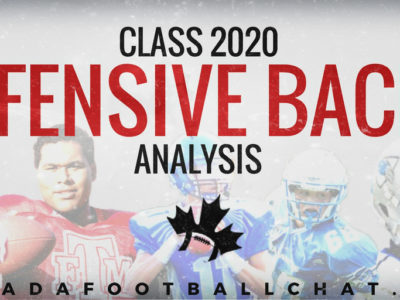 CFC100 2020 (DB): Cover corners and outstanding safeties