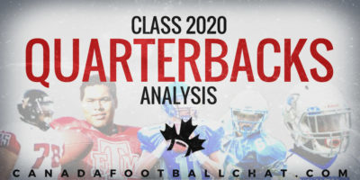 CFC100 2020 (QB): Dual threats and pocket passers