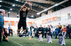 CFL official combine RESULTS