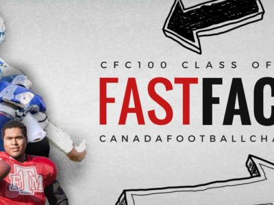 CFC100 2020 Fast Facts