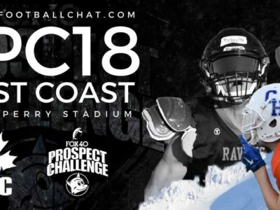 FPC18 BC [ROSTERS – UNDERCLASSMEN]: Game 1, Coast vs. Interior
