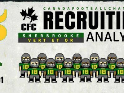 U Sports Recruiting Analysis (RSEQ): Sherbrooke add pair of CFC60