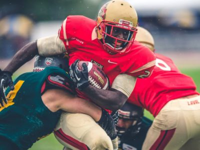 Path to the Draft: Instincts a vital skill of RB Chris Amoah