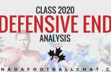 CFC100 2020 (DE): Big athletes up front